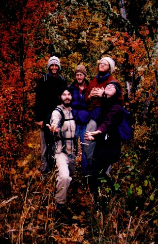 Ecosterians sing the natural history of fall colors.